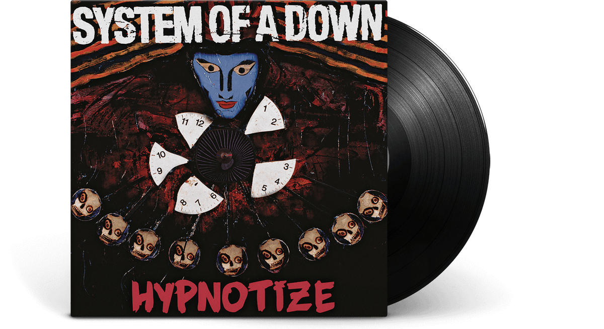 Vinyl - System Of A Down : Hypnotize - The Record Hub