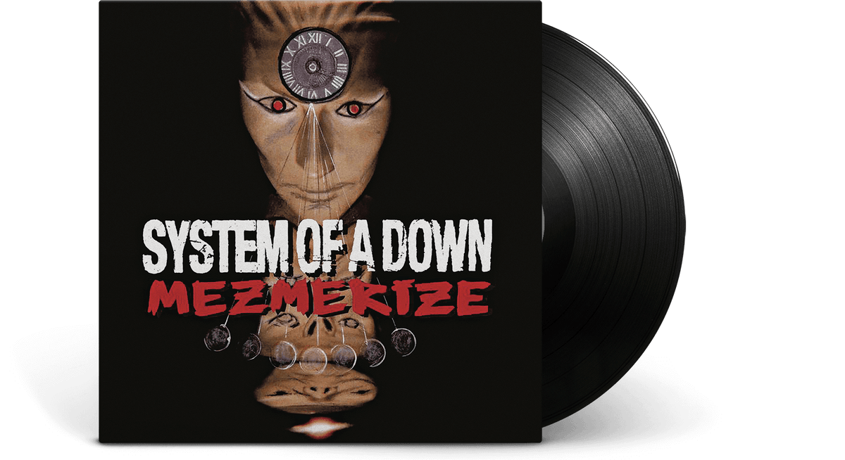 Vinyl - System Of A Down : Mezmerize - The Record Hub