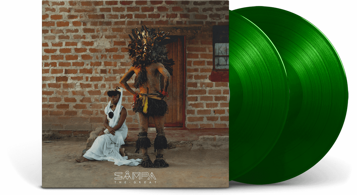 Vinyl - Sampa The Great : The Return - The Record Hub