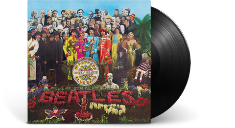 The Beatles <br> Sgt. Pepper's Lonely Hearts Club Band