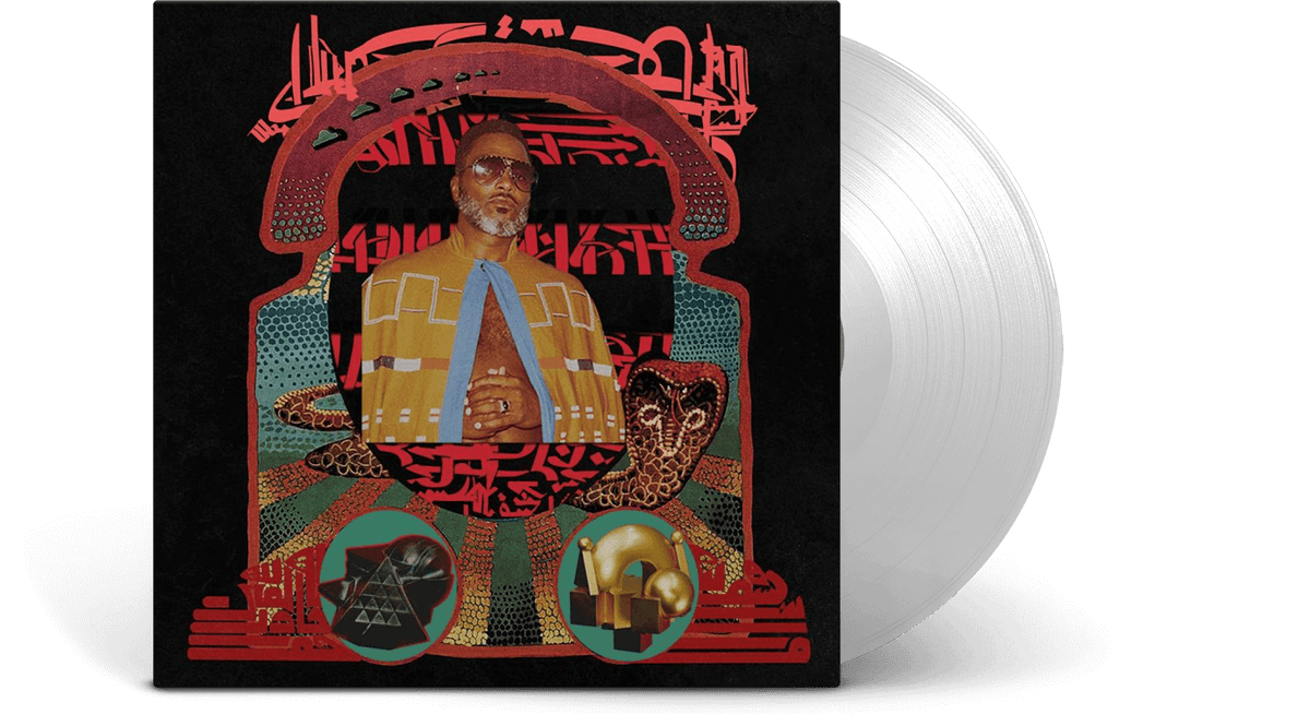 Vinyl - Shabazz Palaces : The Don of Diamond Dreams - The Record Hub
