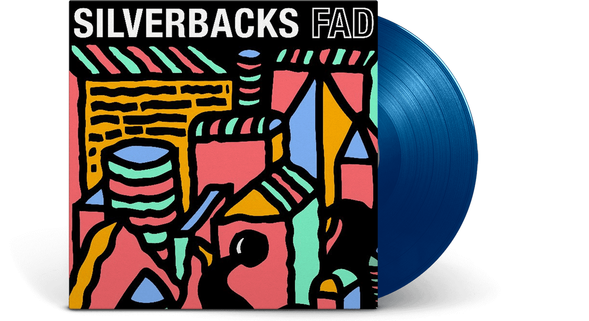 Vinyl - [Pre-Order: 17/07] Silverbacks<br> Fad - The Record Hub