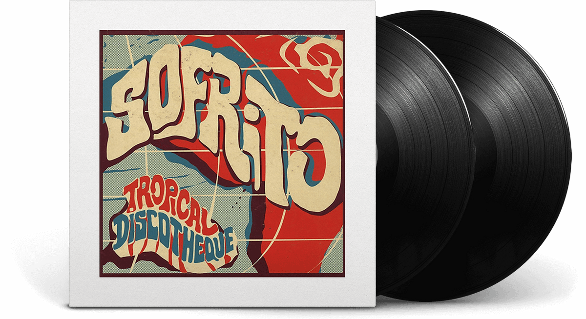 Vinyl - Various Artists <br> Sofrito: Tropical Discotheque - The Record Hub