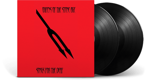 Vinyl - Queens of the Stone Age : Songs for the Deaf - The Record Hub