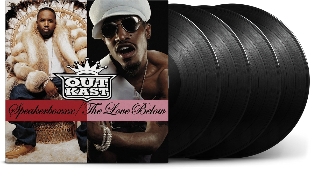 Vinyl - Outkast : Speakerboxx - The Record Hub