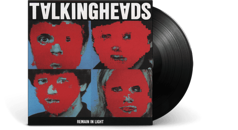Vinyl - Talking Heads <br> Remain in Light - The Record Hub