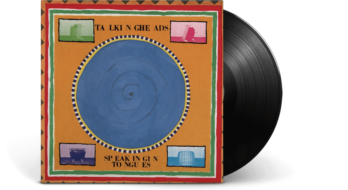 Vinyl - Talking Heads <br> Speaking in Tongues - The Record Hub