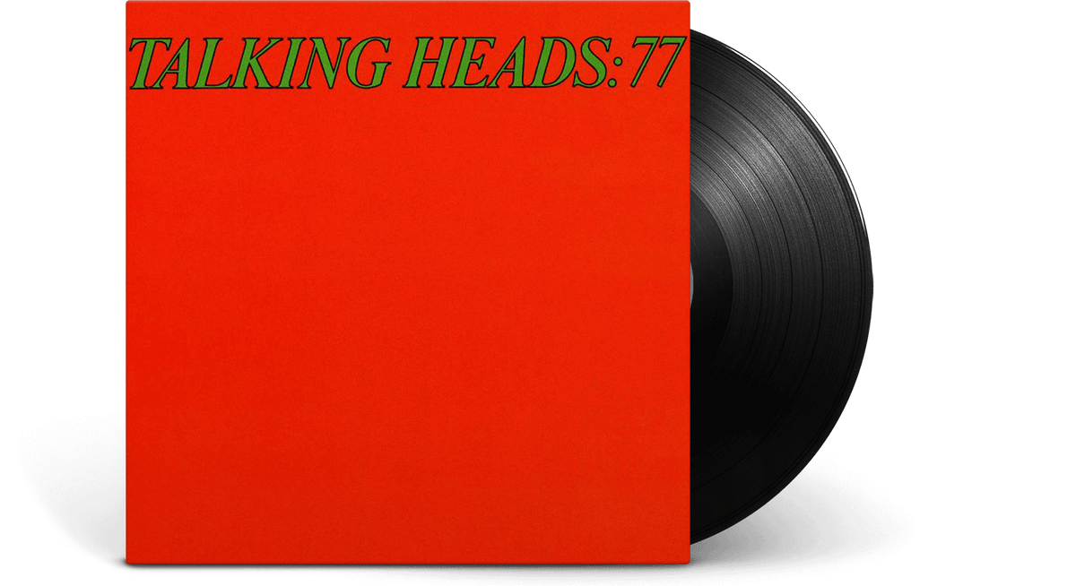 Vinyl - Talking Heads : Talking Heads: 77 - The Record Hub