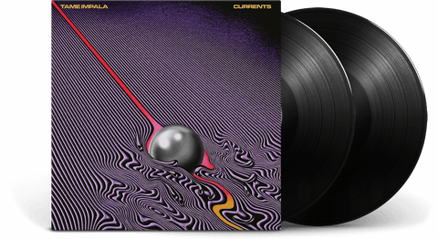 Vinyl - Tame Impala <br> Currents - The Record Hub