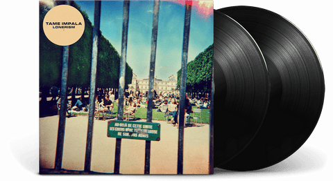 Vinyl - Tame Impala<br>Lonerism - The Record Hub