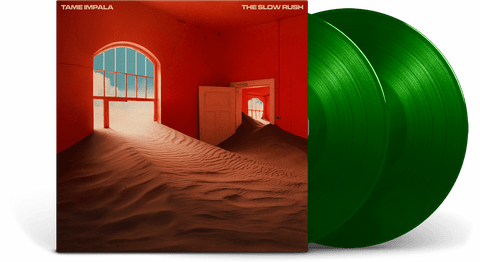Vinyl - Tame Impala<br>The Slow Rush [LTD Green Vinyl] - The Record Hub