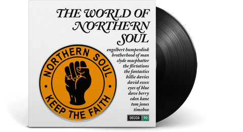 Vinyl - The World Of… : Northern Soul - The Record Hub