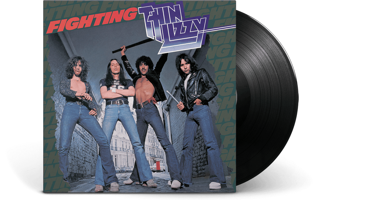 Vinyl - Thin Lizzy : Fighting - The Record Hub