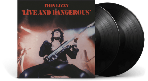 Vinyl - Thin Lizzy <br>Live and Dangerous - The Record Hub
