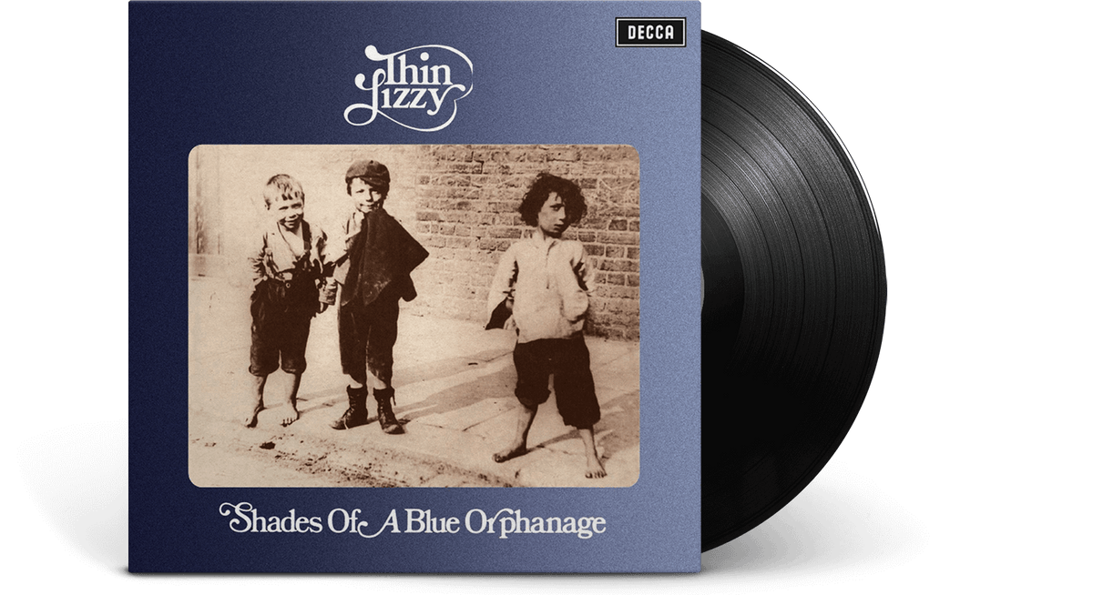 Vinyl - Thin Lizzy : Shades of a Blue Orphanage - The Record Hub