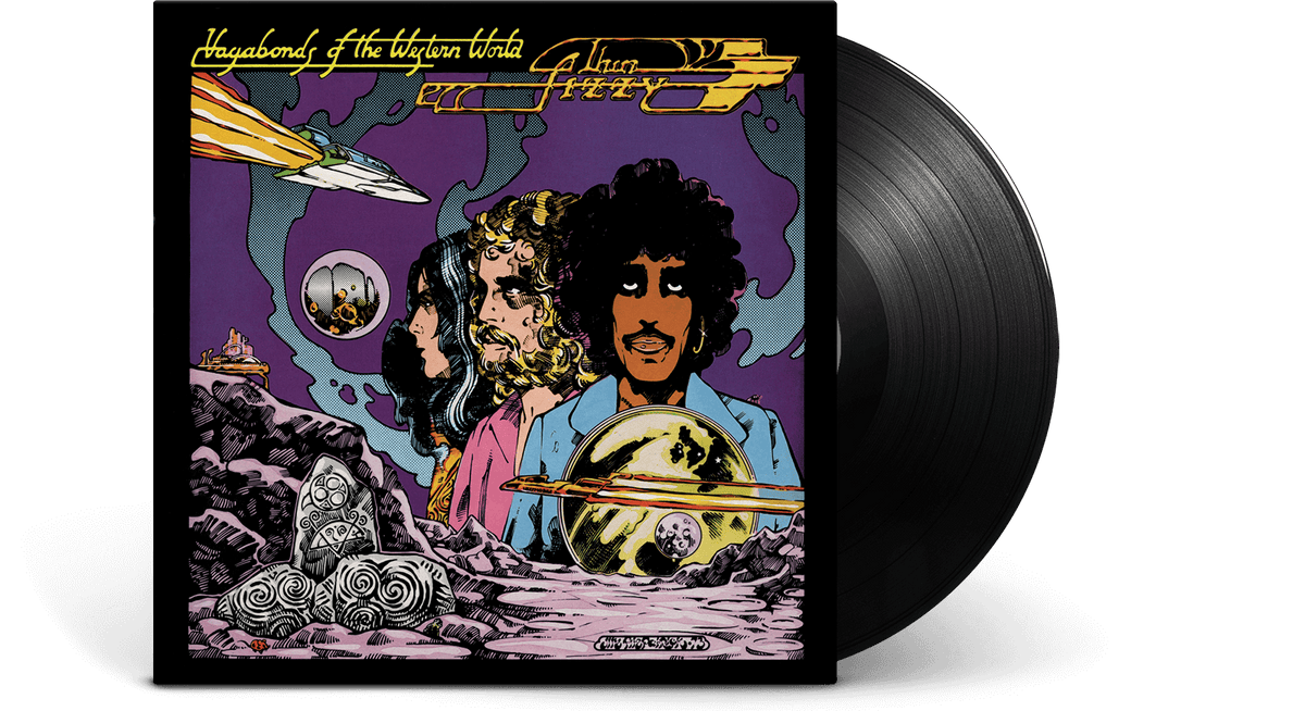 Vinyl - Thin Lizzy : Vagabonds of the Western World - The Record Hub
