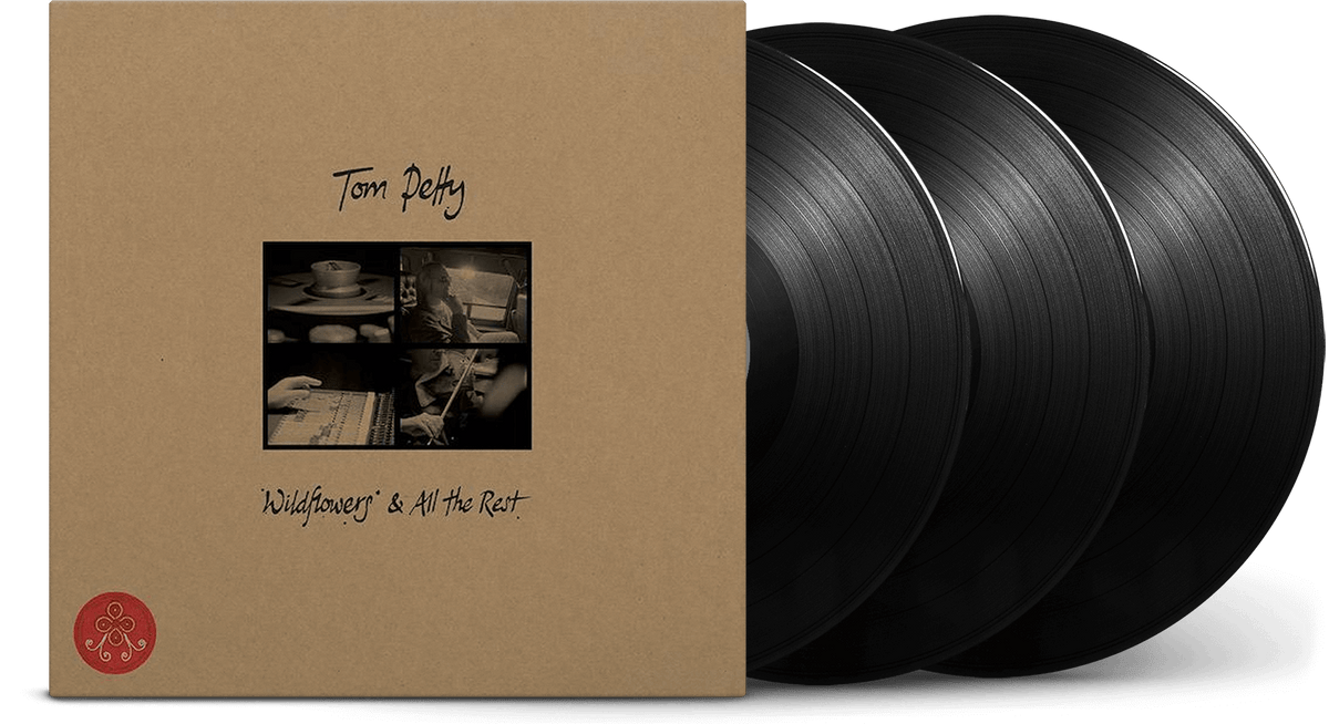 Vinyl - Tom Petty : Wildflowers & All The Rest - The Record Hub