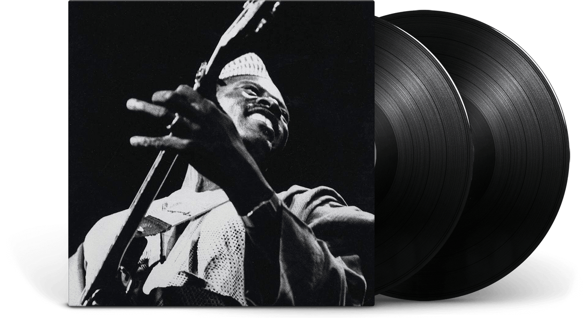 Vinyl - Ali Farka Touré : The Source (2017 Remastered Version) [Special Edition] - The Record Hub