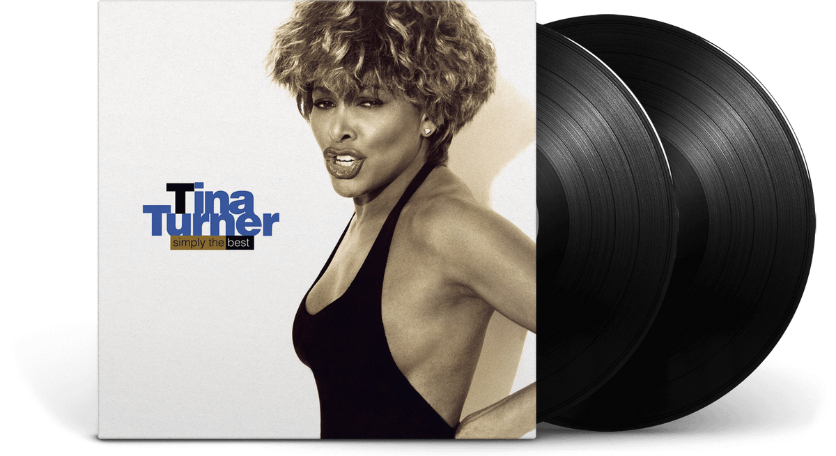 Vinyl - Tina Turner : Simply the Best - The Record Hub
