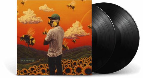 Vinyl - Tyler, The Creator <br> Flower Boy - The Record Hub