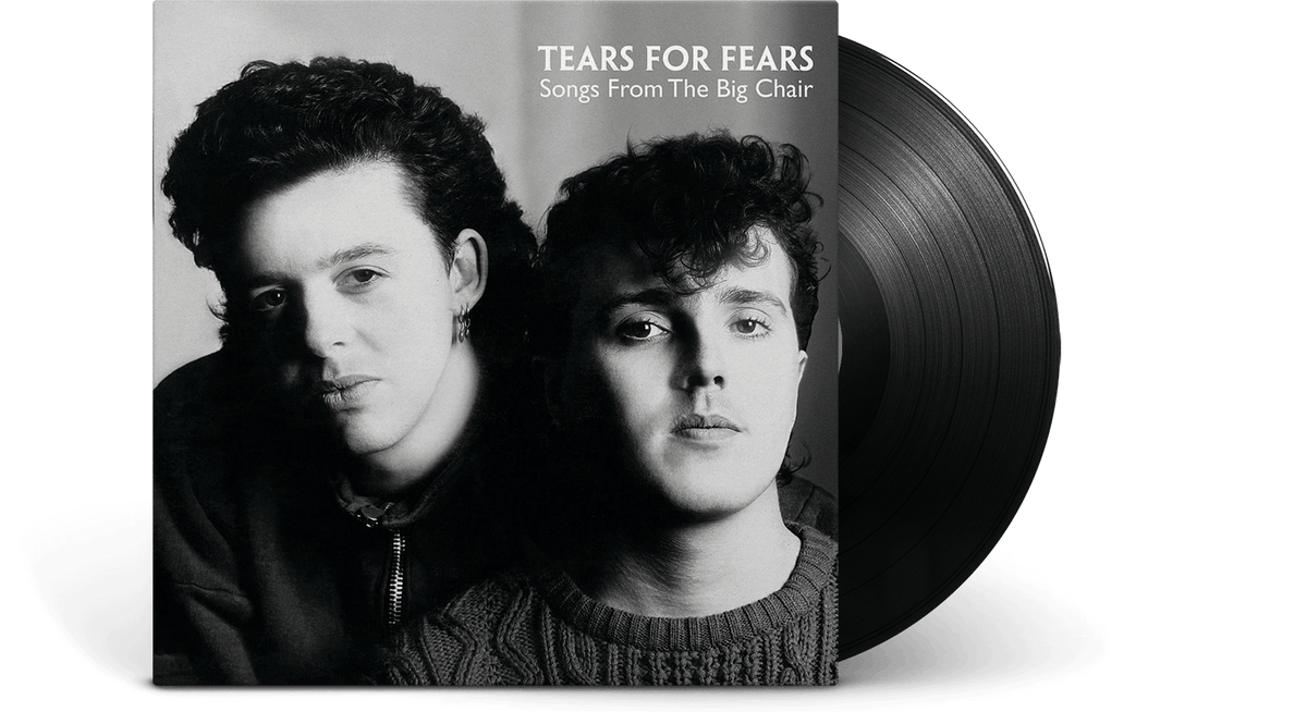 Vinyl - Tears for Fears : Songs From The Big Chair - The Record Hub