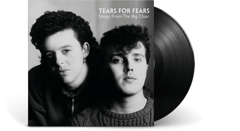 Vinyl - Tears for Fears<br> Songs From The Big Chair - The Record Hub