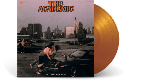 Vinyl - [Pre-Order: 10/07] The Academic<br> Acting My Age - The Record Hub