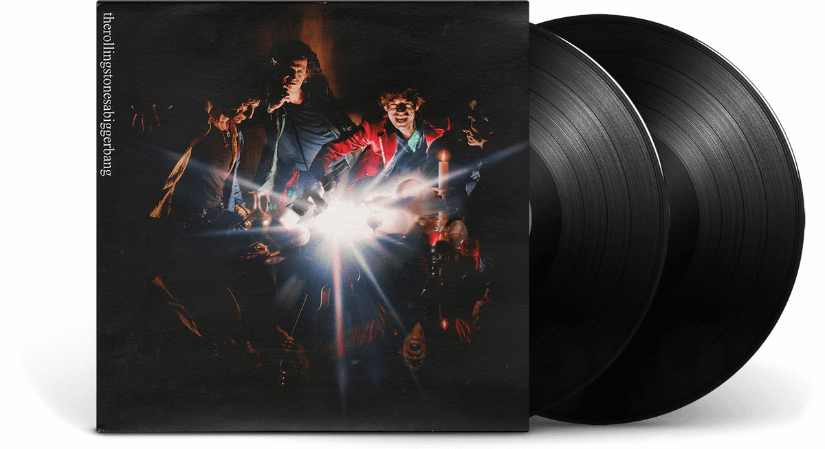 Vinyl - [Pre-Order: 26/06] The Rolling Stones<br> A Bigger Bang - The Record Hub