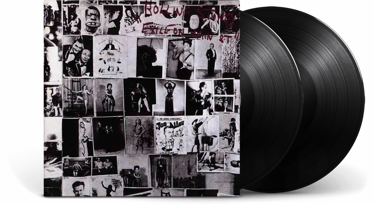 Vinyl - The Rolling Stones<br> Exile On Main Street [HALF-SPEED MASTER] - The Record Hub