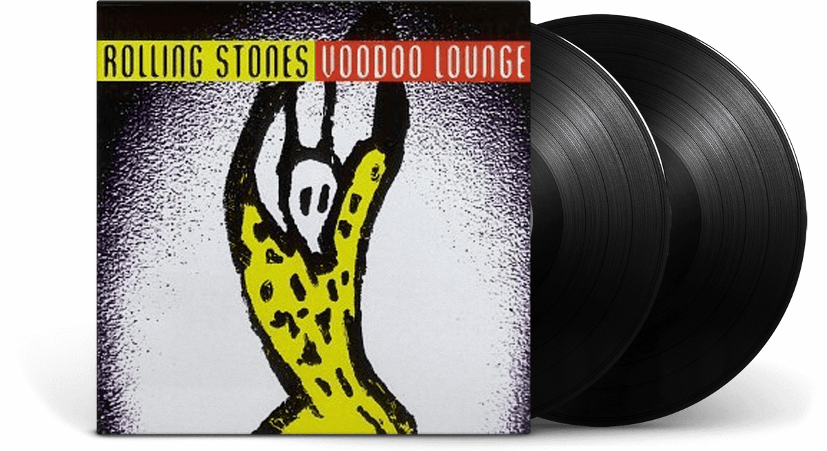 Vinyl - The Rolling Stones : Voodoo Lounge - The Record Hub