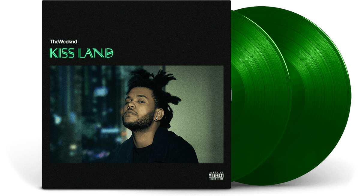 Vinyl - The Weeknd<br> Kiss Land - The Record Hub