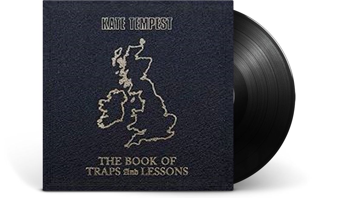 Vinyl - Kate Tempest : The Book of Traps And Lessons - The Record Hub