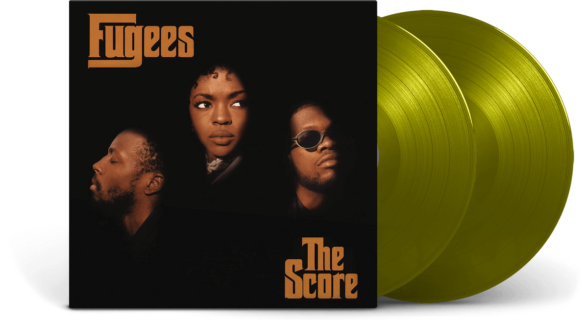 Vinyl - Fugees : The Score - The Record Hub