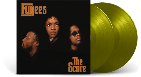 Vinyl - Fugees <br> The Score - The Record Hub