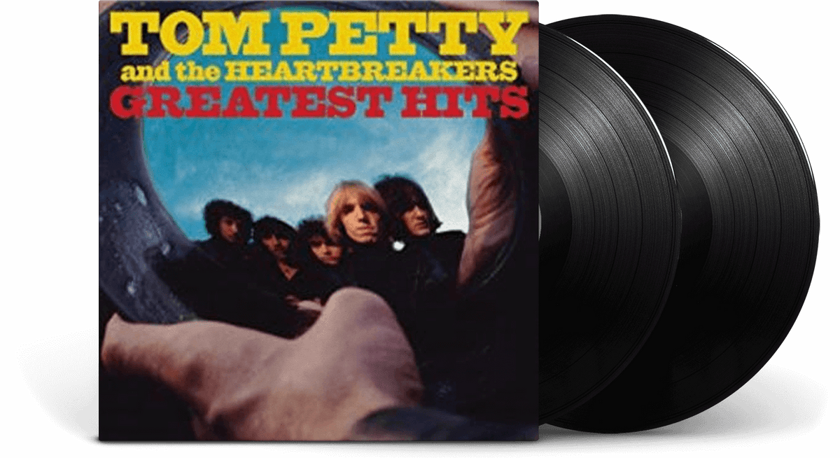 Vinyl - Tom Petty and the Heartbreakers : Greatest Hits - The Record Hub
