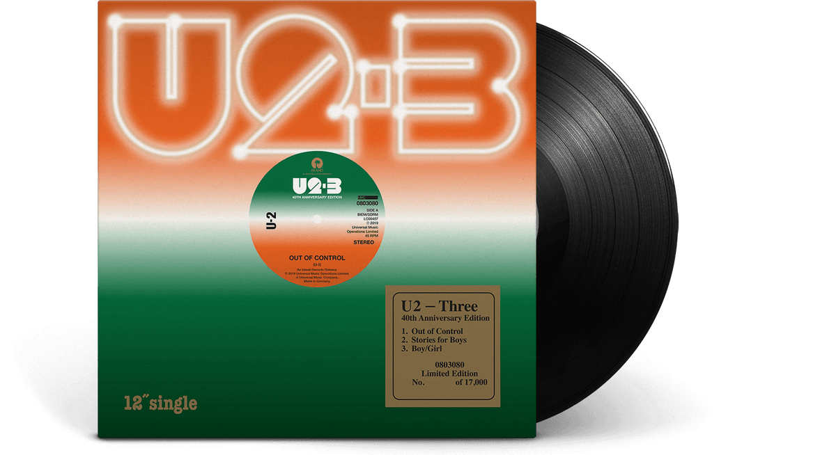 U2 <br>3 [40th Anniversary Edition]