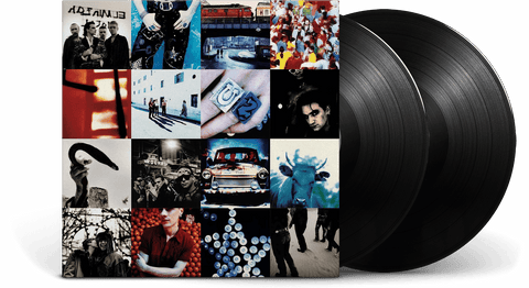 Vinyl - U2 <br> Achtung Baby - The Record Hub