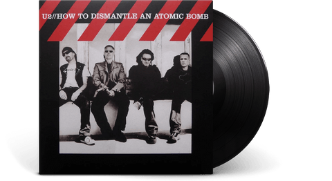 Vinyl - U2 : How to Dismantle an Atomic Bomb - The Record Hub