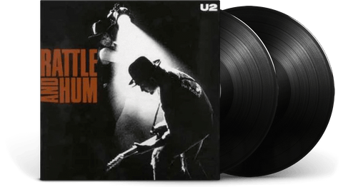 Vinyl - U2 <br> Rattle and Hum - The Record Hub
