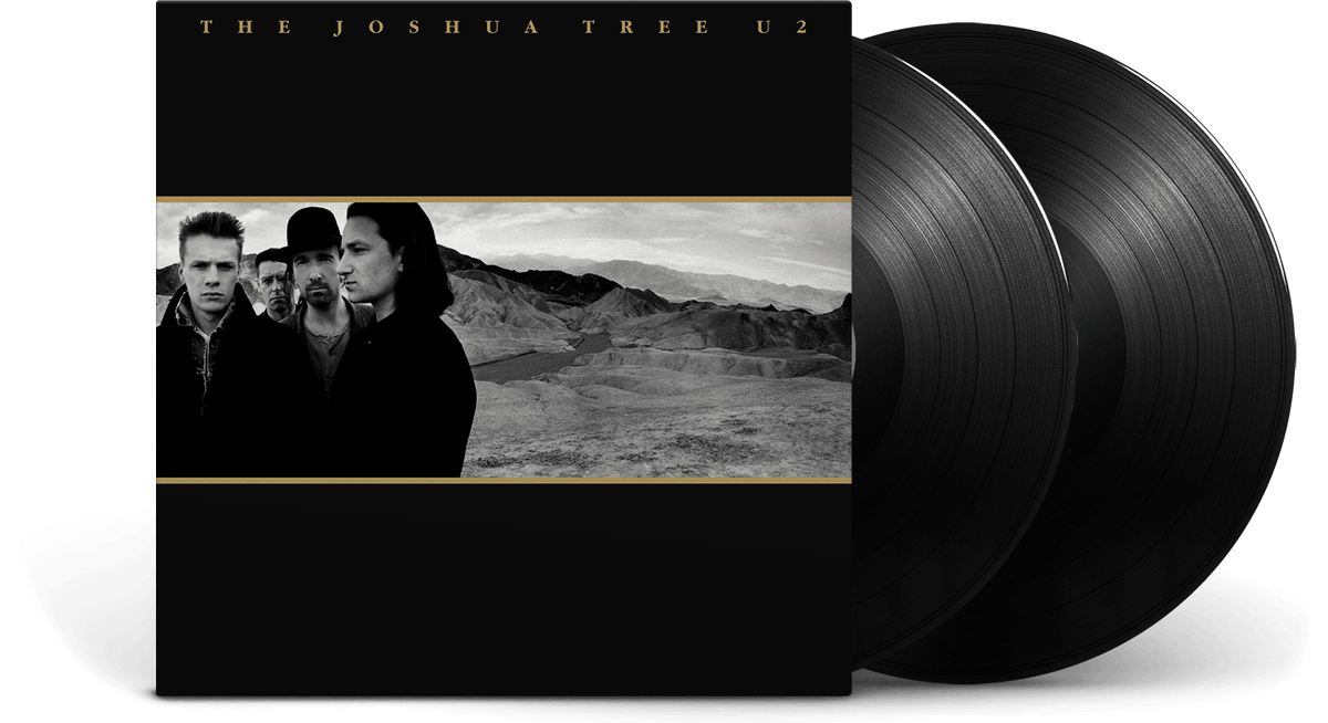 Vinyl - U2 : Joshua Tree - The Record Hub