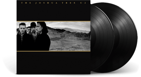 U2 <br> The Joshua Tree