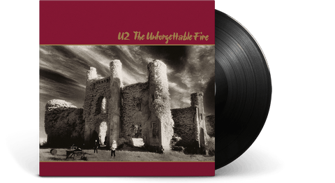 Vinyl - U2 <br> The Unforgettable Fire - The Record Hub