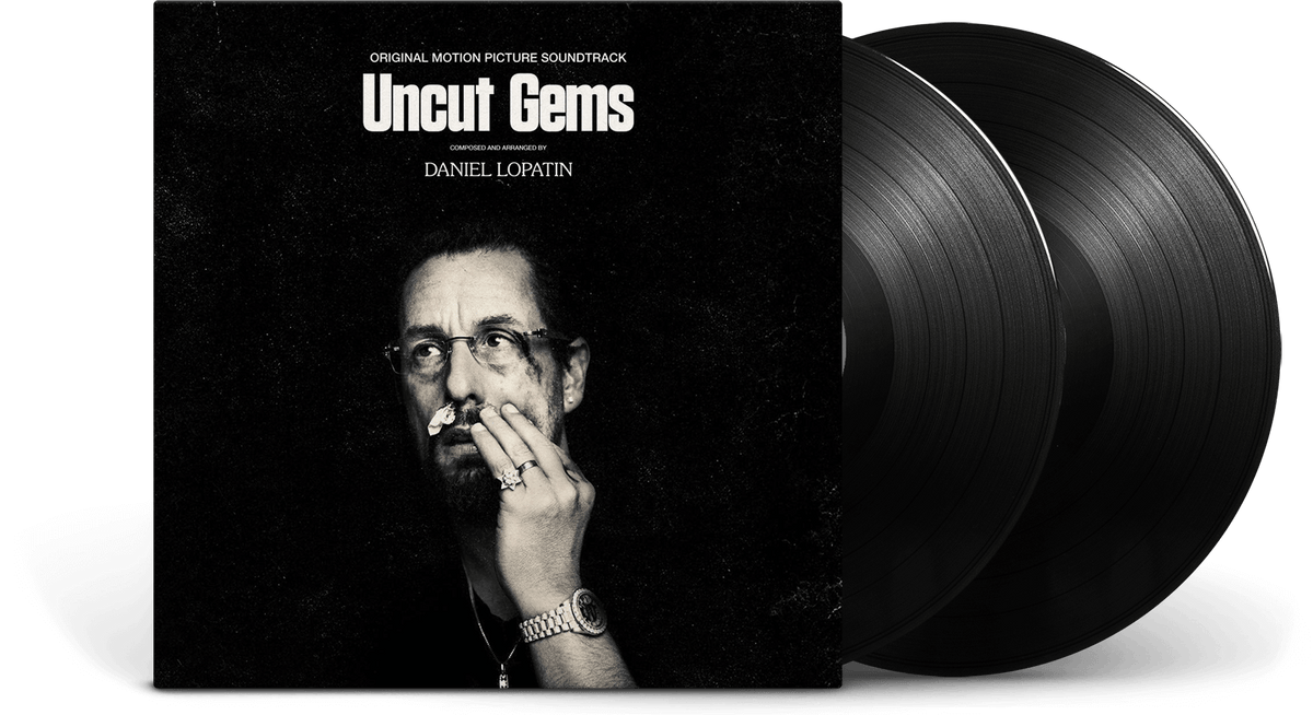 Vinyl - Daniel Lopatin : Uncut Gems - OST - The Record Hub