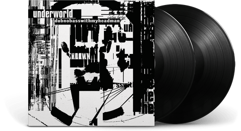Vinyl - Underworld<br> Dubnobasswithmyheadman - The Record Hub