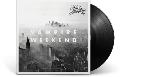 Vampire Weekend<br>Modern Vampires of the City