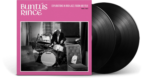 Vinyl - Various Artists : BUNTÚS RINCE [EXPLORATIONS IN IRISH JAZZ, FUSION & FOLK 1969-81] - The Record Hub