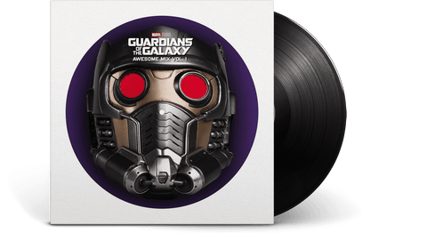 Vinyl - Various Artists <br> Guardians of the Galaxy: Awesome Mix, Vol. 1 - The Record Hub