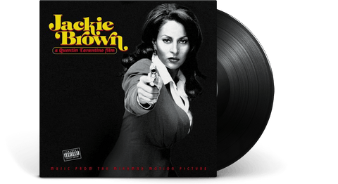 Vinyl - Jackie Brown - Music From The Mirmax Motion Picture<br> Jackie Brown: Music From The Miramax Motion Picture - The Record Hub