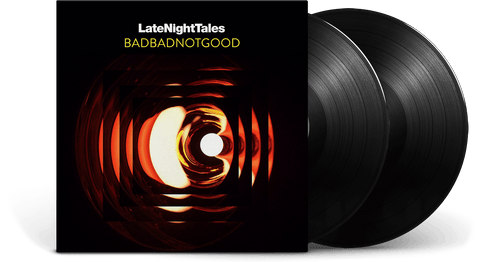 Vinyl - Various Artists <br> Late Night Tales: Badbadnotgood - The Record Hub