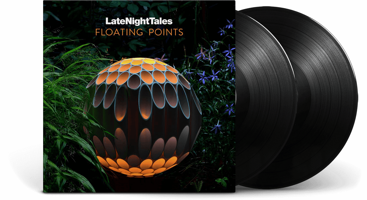 Vinyl - Various Artists : Late Night Tales: Floating Points - The Record Hub